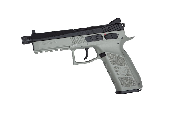 CZ P-09 - GBB - CO2 - URBAN GREY