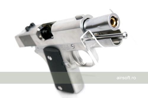 Imagine 665.1 lei, TOKYO MARUI Detonics 45, Combat Silver