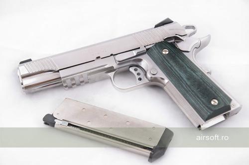 Imagine 620.02 lei, MARUSHIN M1911a1 Trp Silver Cal. 8 Mm