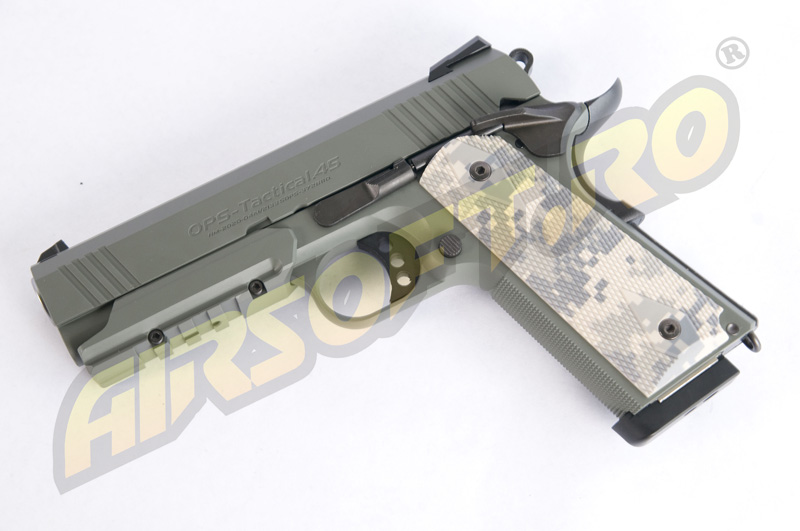 1911 CUSTOM FOLLIAGE WARRIOR