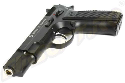 CZ 75 - FULL METAL - GBB