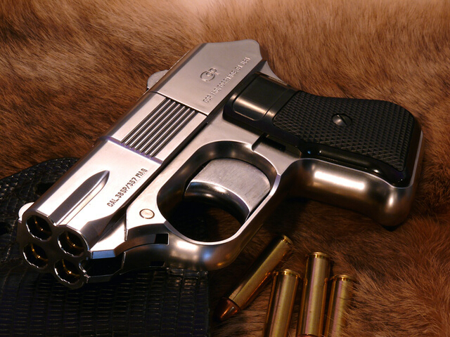 Imagine 496.01 lei, MARUSHIN Cop 357 Short Barrel, Silver