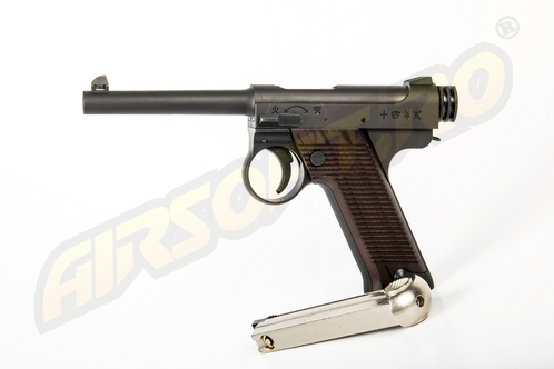 Nambu 14th - Heavy Weight - A Model - 6 Mm - Black Colour imagine