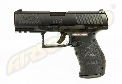 Walther Ppq M2 - Metal Slide - Gbb - Black imagine