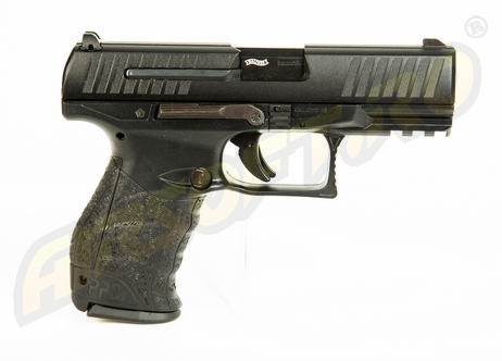 Imagine 556.0 lei, UMAREX Walther Ppq M2, Metal Slide, Gbb, Black