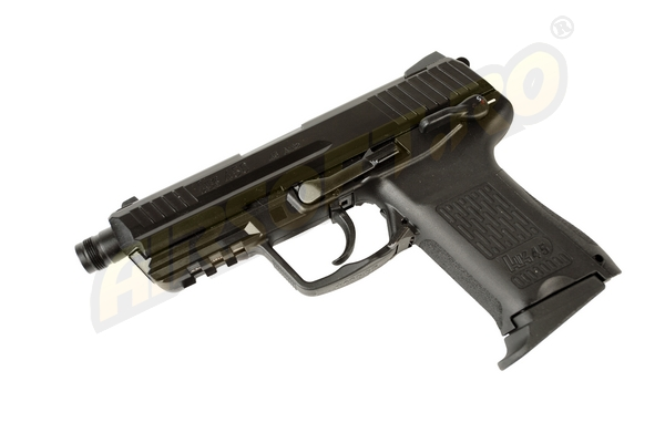 HECKLER KOCH HK45 CT - METAL SLIDE - GBB - BLACK