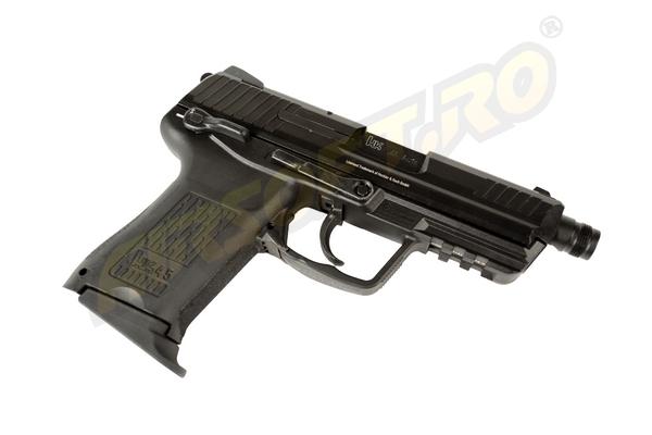 Imagine  Umarex Heckler Koch Hk45 Ct  - Metal Slide Gbb Black