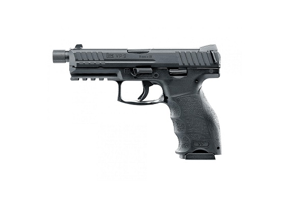 HK VP9 TACTICAL - GBB - BLACK
