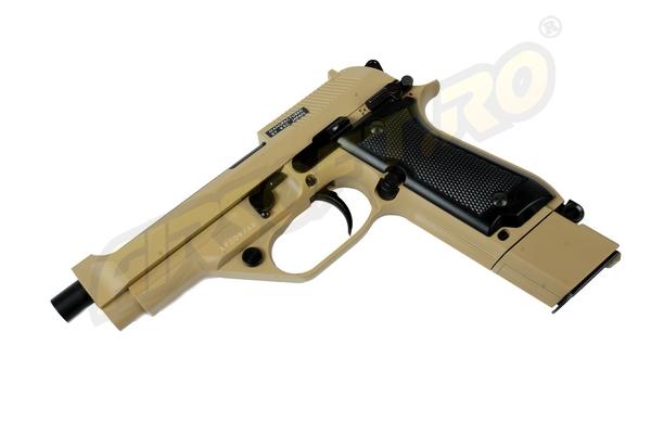 M93R DESERT SPARTAN - GBB