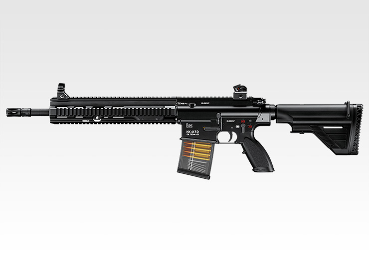 Hk 417 - Early Variant - Recoil Shock - Next Generation - Blow-Back imagine