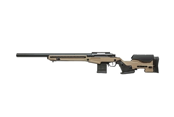 AAC T10 SNIPER RIFLE - FDE