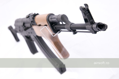 Imagine  Cyber Gun Ak Aims Full Metal - Blow Back
