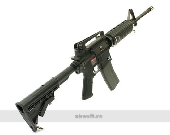 Imagine  793.05 lei, GG ARMAMENT Gr16 Carbine Blow-back Combo