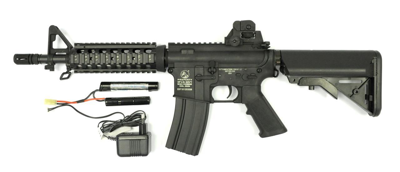 Imagine 1095.0 lei, CYBER GUN Colt M4a1 Cqb Metal