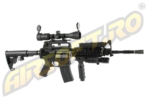 Imagine 1095.0 lei, CYBER GUN Colt M4a1 Ris