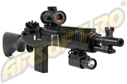 DLV M14 SOCOM - SET COMPLET