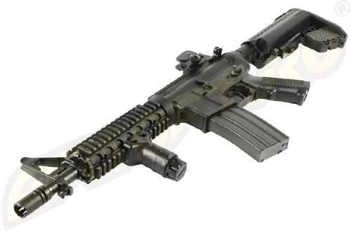 M4 CQB-R - RECOIL SHOCK - NEXT GENERATION - BLOW-BACK - BLACK