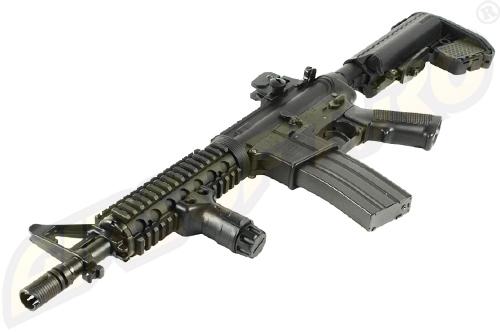 M4 Cqb-R - Recoil Shock - Next Generation - Blow-Back - Black imagine