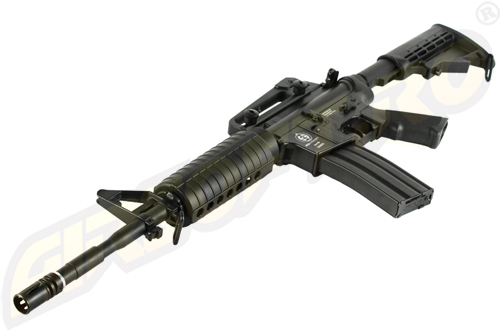 M4 A1 - METAL VERSION - RETRACTABLE - BLACK
