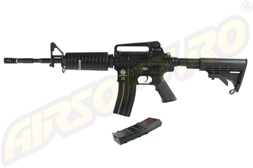 Imagine 1202.0 lei, ICS M4 A1, Metal Version, Retractable, Black