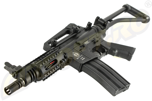 M4 CQB - METAL VERSION - FOLDING - BLACK