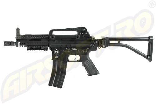 Imagine 1503.04 lei, ICS M4 Cqb, Metal Version, Folding, Black