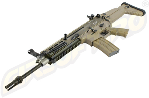 Scar-L Mk.16 Mod.0 - Recoil Shock - Next Generation - Blow-Back - Fde imagine