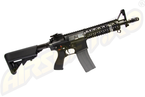 Imagine Gg Armament Gc Intermediate  - Gc16 Raider Full Metal Black