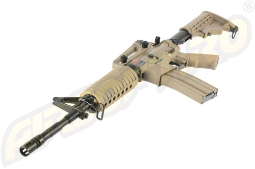 GC INTERMEDIATE - GC16 CARBINE - FULL METAL - DESERT