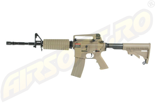 Imagine 1096.5 lei, GG ARMAMENT Gc Intermediate, Gc16 Carbine, Full Metal, Desert