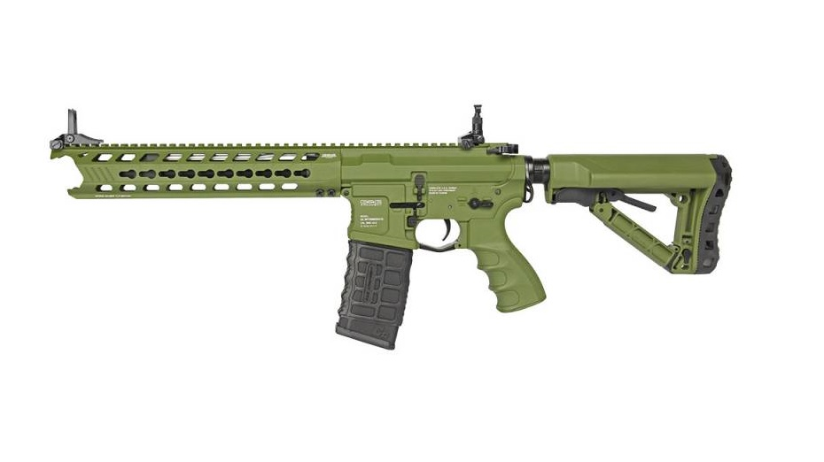 GC16 PREDATOR HUNTER - GREEN
