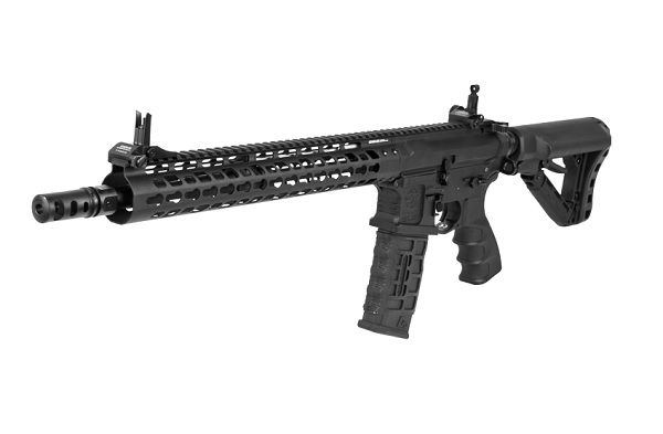 Imagine 1151.75 lei, GG ARMAMENT Cm16 Wild Hog, 13.5 Inch, Black