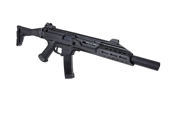 Imagine Asg Cz Scorpion Evo 3 A1 B,e,t, Carbine  - Italy Vers,