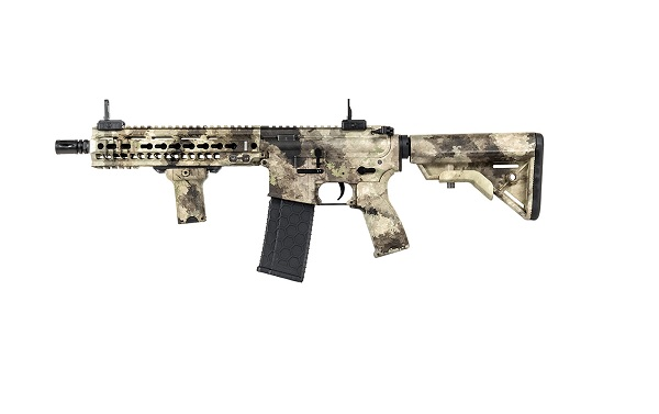 Imagine 1220.0 lei, EVOLUTION AIRSOFT Mk4 Smr 10.5inch, A-tacs Au, Lone Star Edition