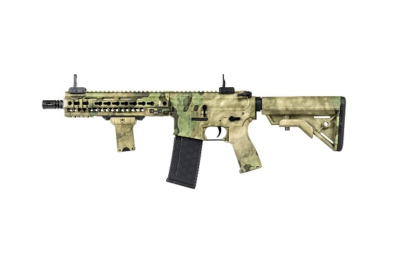 Mk4 Smr 10.5 Inch - A-Tacs Fg - Lone Star Edition imagine