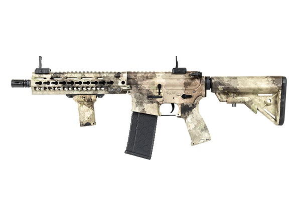 Imagine  1220.0 lei, EVOLUTION AIRSOFT Mk5 Smr 10.5 Inch, A-tacs Au, Lone Star Edition