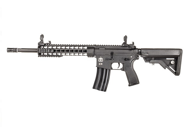 Imagine Evolution Airsoft Recon S 14,5 Inch Carbontech  - Black