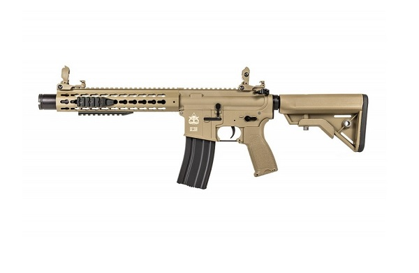 Imagine 724.0 lei, EVOLUTION AIRSOFT Recon Ux4, 10 Inch, Amplified Carbontech, Tan