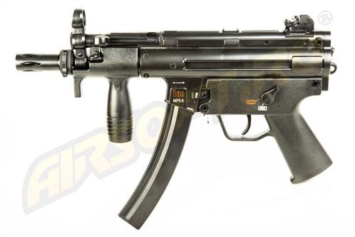 Heckler Koch Mp5 K - Gbb - Co2 - Black imagine