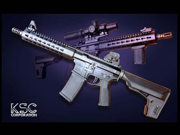 Imagine Ksc M4 Mega Mkm  - Cqb