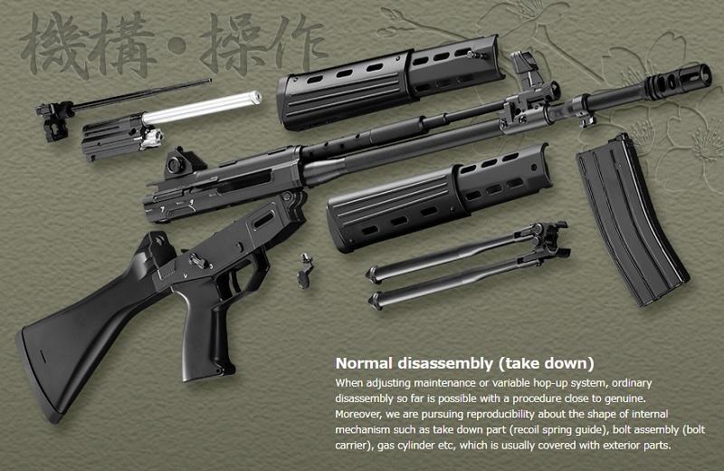 Imagine 2740.5 lei, TOKYO MARUI Type 89, Gbb Rifle