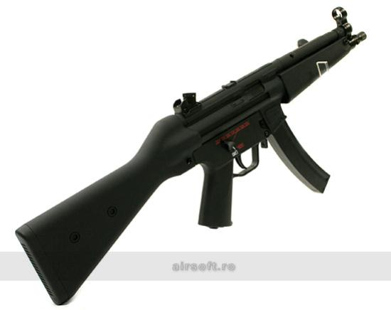 Imagine Gg Armament Gc Intermediate Bb  - Egm A4 Blow Back Combo Black