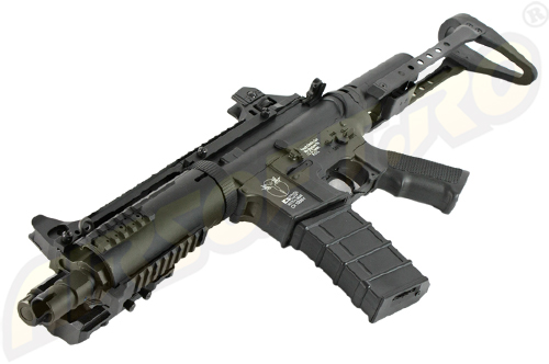 CXP 08 CONCEPT RIFLE - BLACK