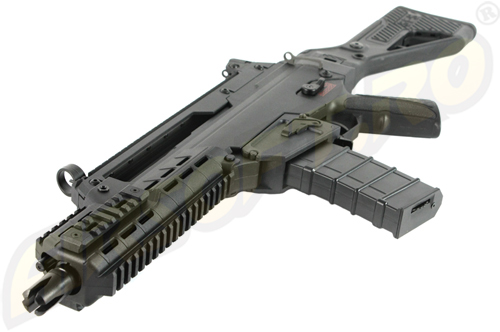 G33 COMPACT ASSAULT RIFLE - BLACK