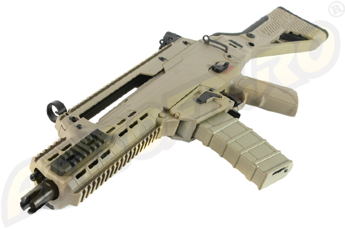 G33 COMPACT ASSAULT RIFLE - DESERT