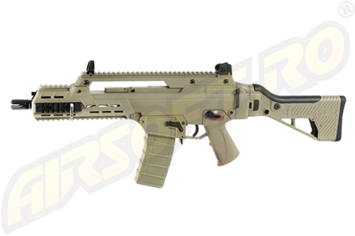 Imagine  1102.0 lei, ICS G33 Compact Assault Rifle, Desert