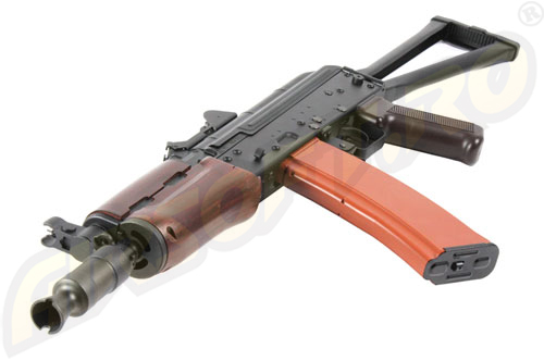 AKS 74U - RECOIL SHOCK - NEXT GENERATION - BLOW-BACK