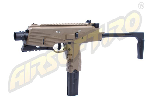 Mp9 A3 Desert imagine