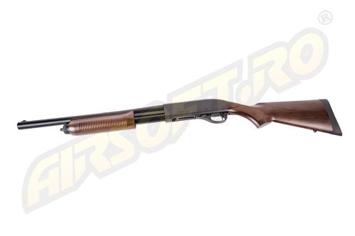 M870 - Tactical Shotgun - Wood Stock imagine