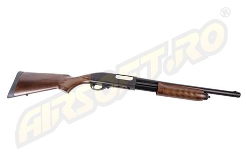 Imagine Tokyo Marui M870  - Tactical Shotgun Wood Stock